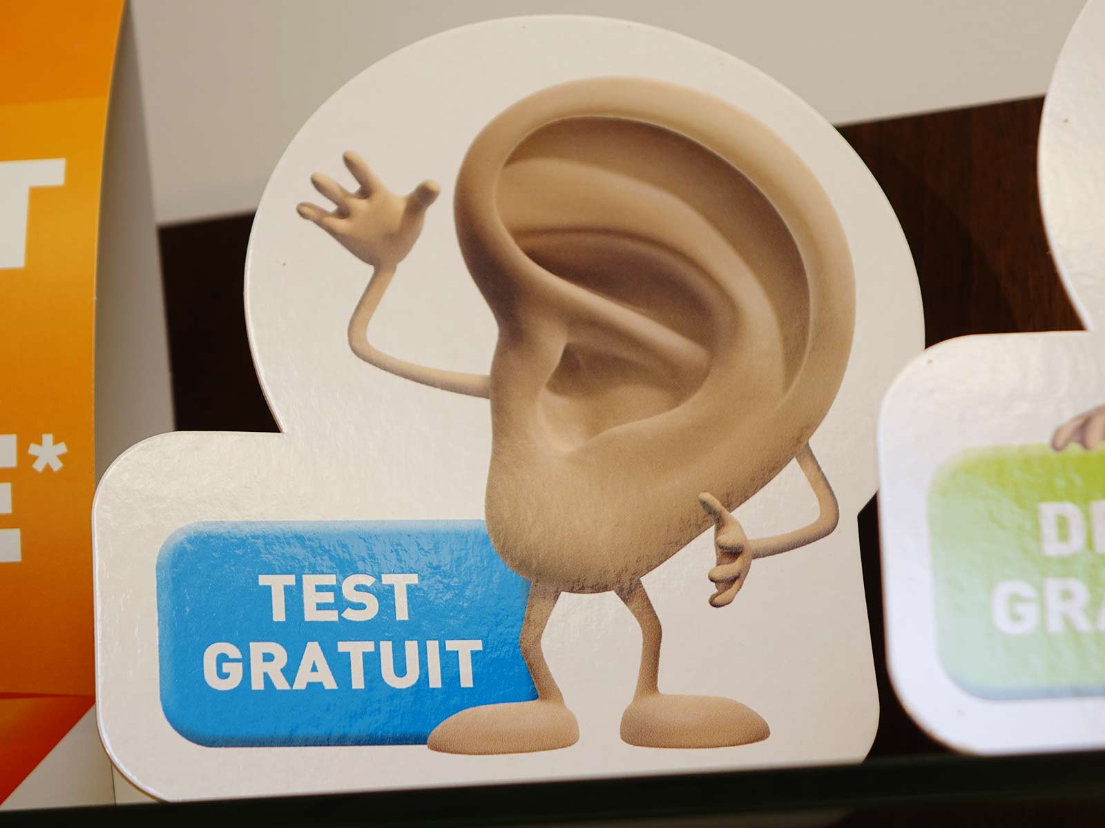 Test auditif gratuit